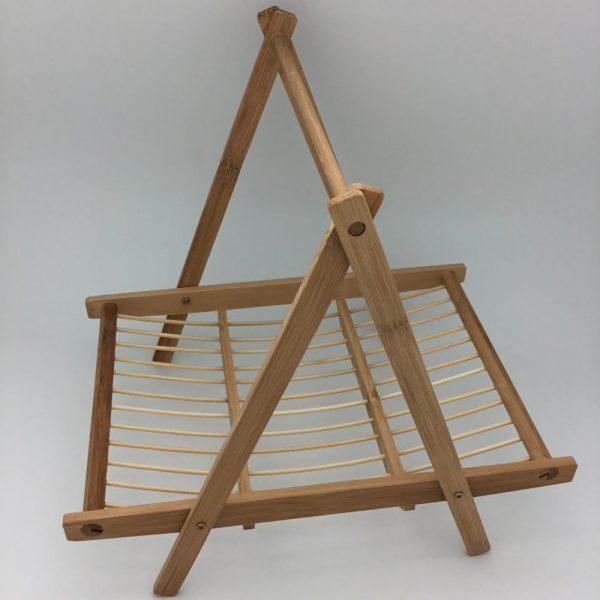 stojak na owoce drewno rękodzieło